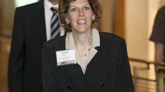 Loretta Mester James McAndrews