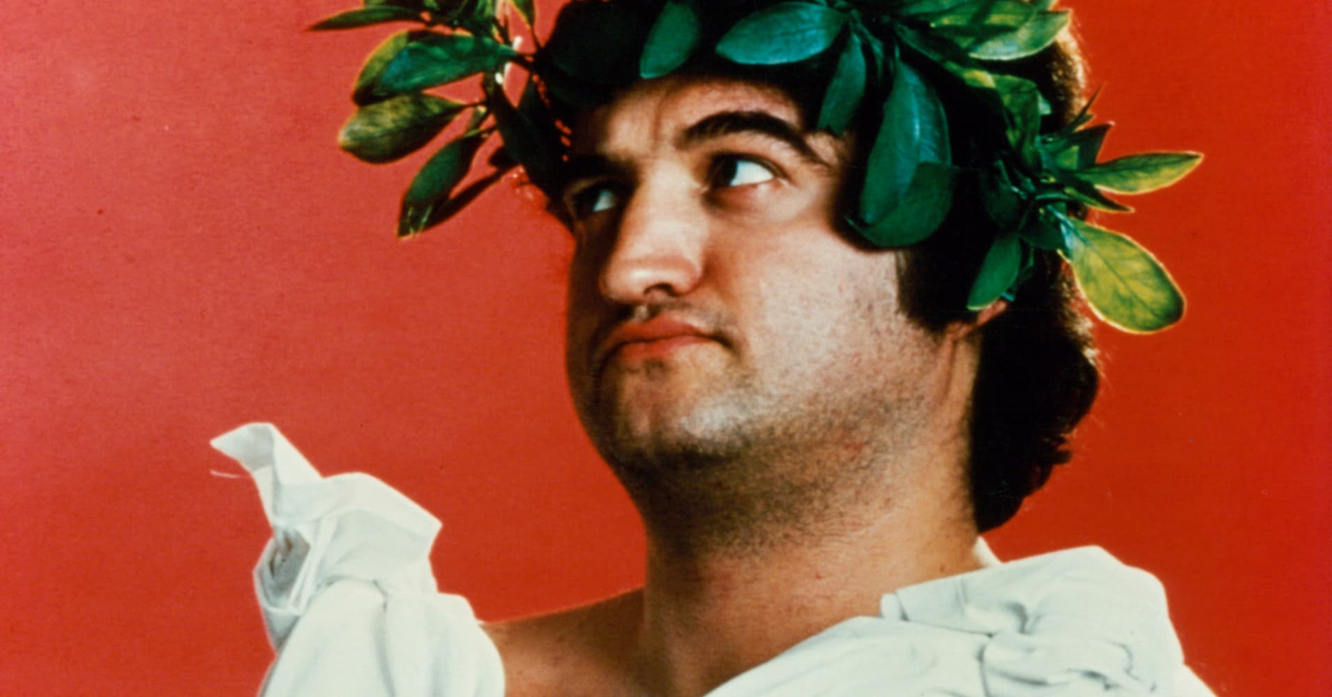 "John Belushi in the movie ""Animal House"""