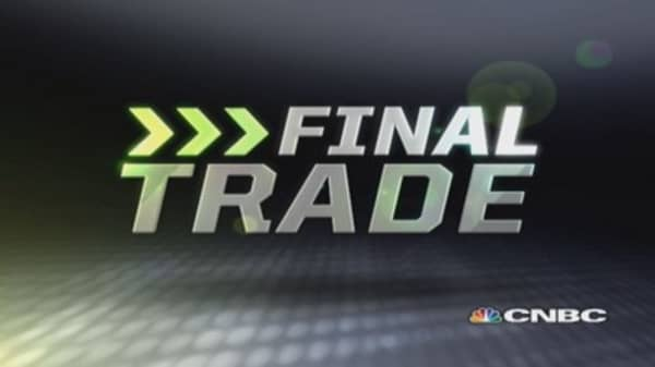 Fast Money Final Trade: EDC, COH & more