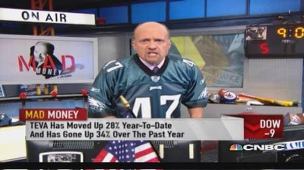 Cramer's WR stock pick: TSLA, NFLX, REGN
