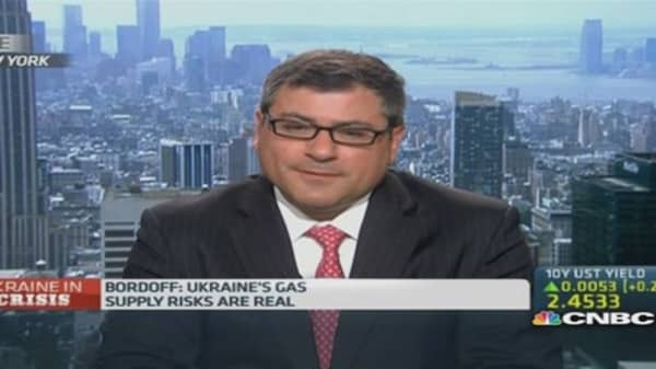 Ukraine's gas supply risks are real: Expert