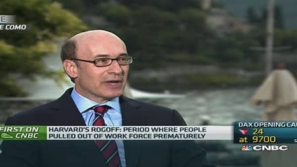 US labor market 'tighter' than expected: Rogoff
