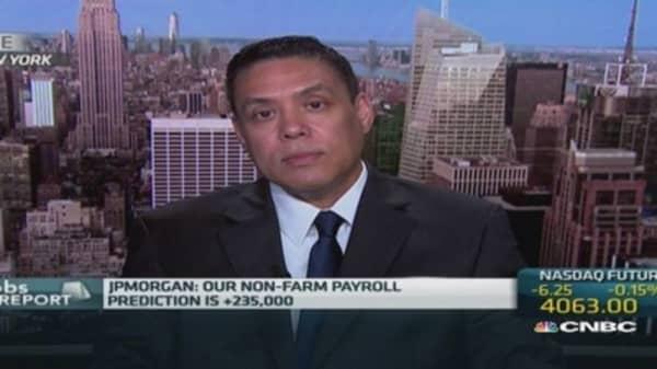 US economy gaining momentum: Economist