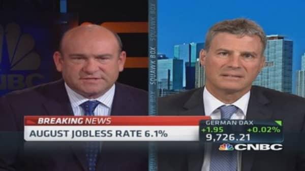 Weaker jobs number a blip: Krueger