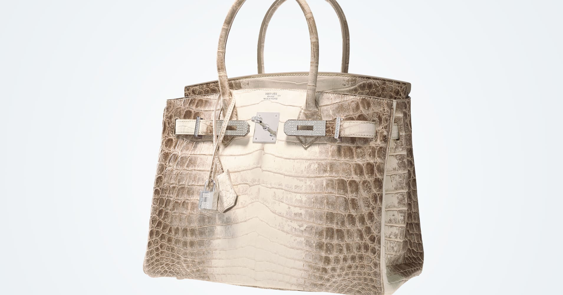 cb32f23637f The world s most expensive handbag could be yours