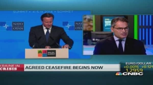 Cooler heads prevailed in Ukraine: Pro