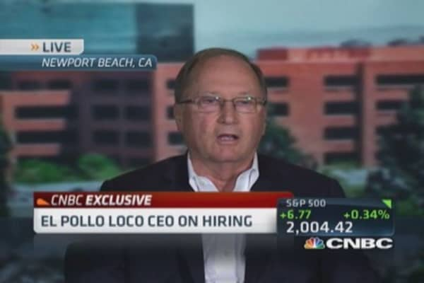 Where El Pollo Loco is hiring