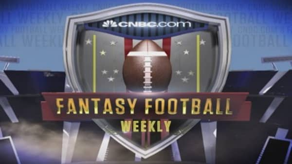 CNBC.com Fantasy Football Weekly: Let the season begin