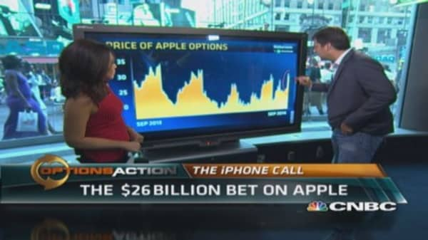 The $26 billion bet on Apple