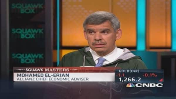 El-Erian: Jobs number 'not that bad'
