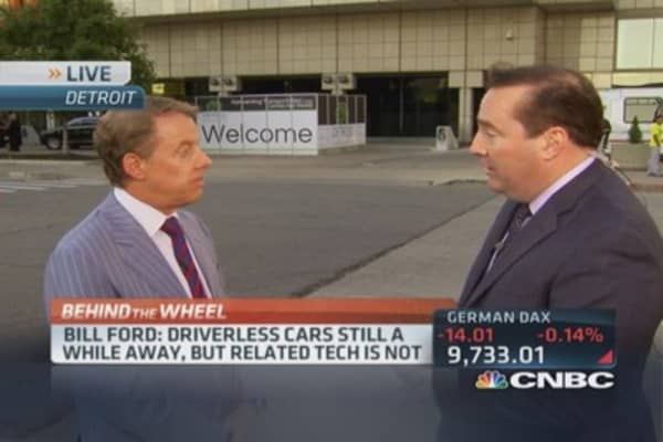 Ford downgrade an opportunity: Bill Ford
