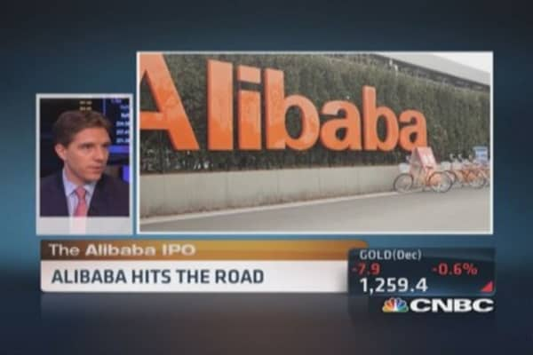 Alibaba's valuation attractive: Analyst