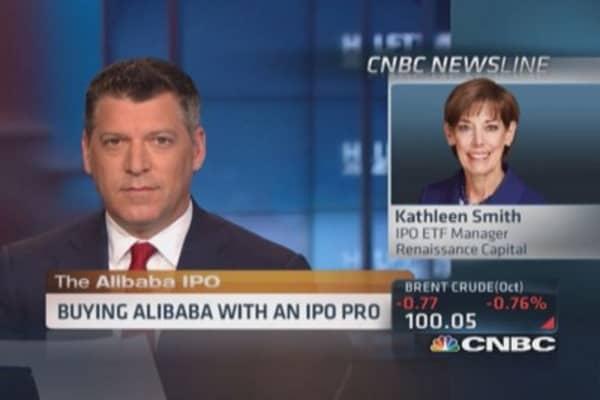 Who will buy Alibaba