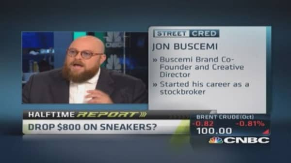 Buscemi Brand's luxury consumer view