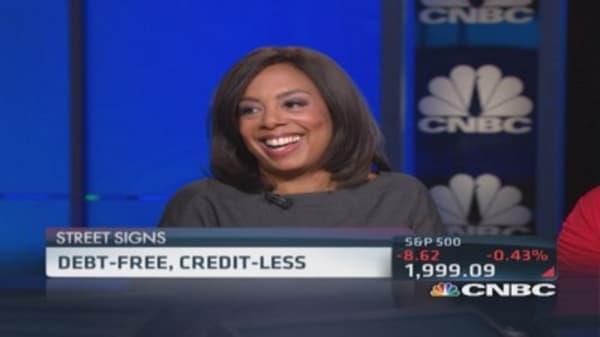 Debt free millennials