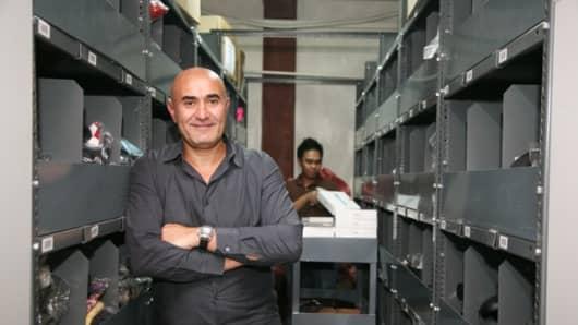 Ronaldo Mouchawar, Souq CEO