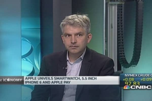 Apple Watch 'potentially enormous': Pro