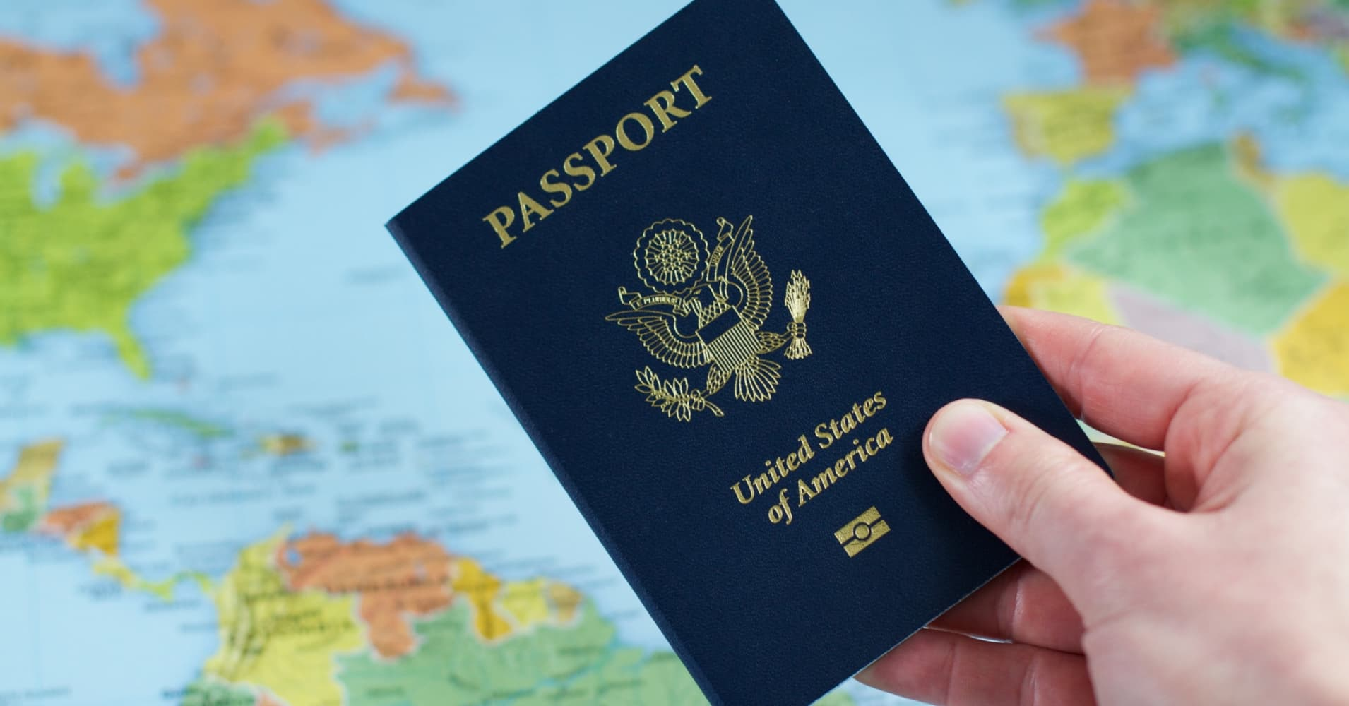Tough Tax Rules See Expats Ditch Their US Passports - Us citizenshipion map