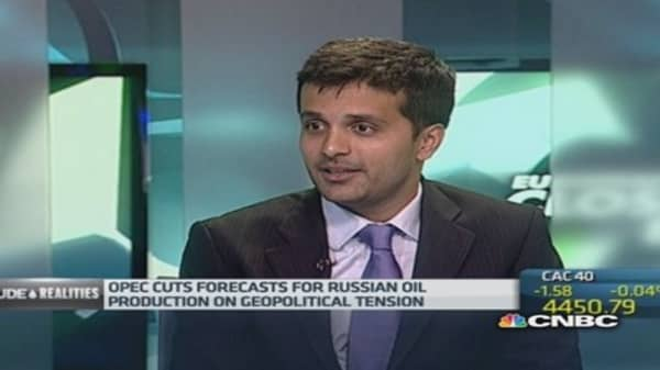 OPEC slashes global oil demand forecast