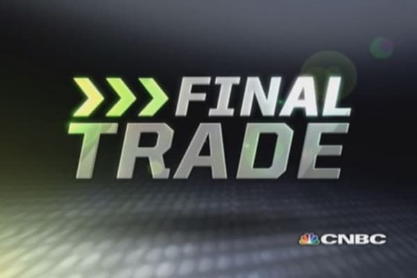 Fast Money Final Trade: S, ZION & more