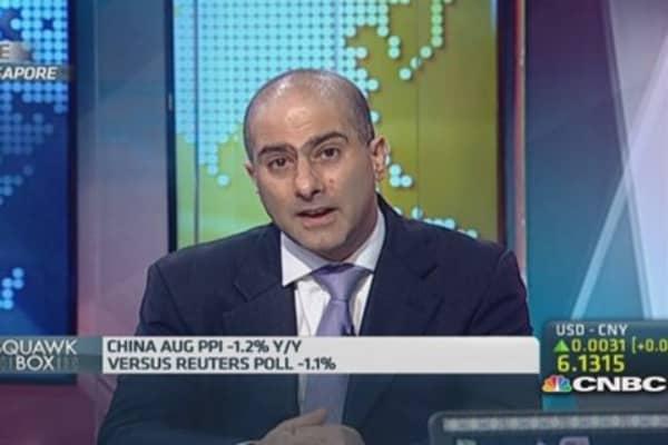 China's economy is losing momentum: Nomura