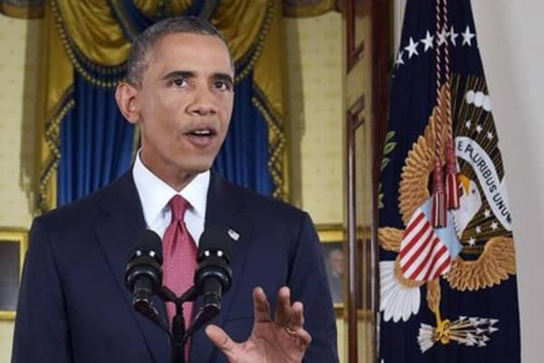 Pres. Obama: We will degrade and ultimately destroy ISIS