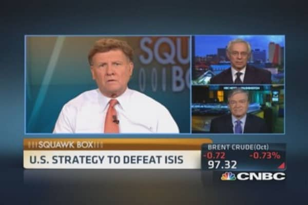 Multinational force needed to battle ISIS: Expert