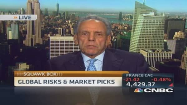 What's moving markets now?