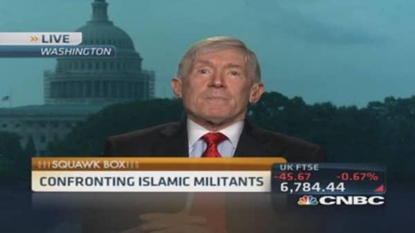 US response to ISIS