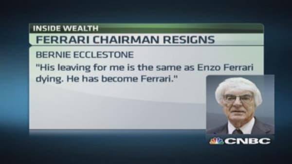 End of an era at Ferrari