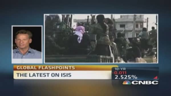 Obama's ISIS objectives