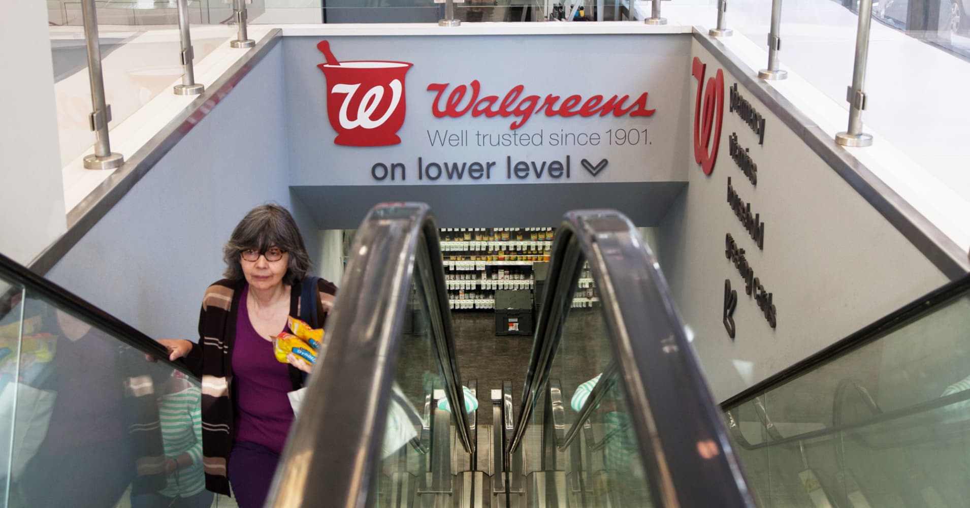 Walgreens and Humana are reportedly in talks to take stakes in each other