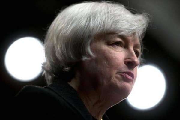 Janet Yellen's interest rate challenge