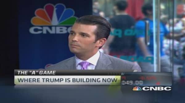 Donald Trump Jr.'s real estate plays