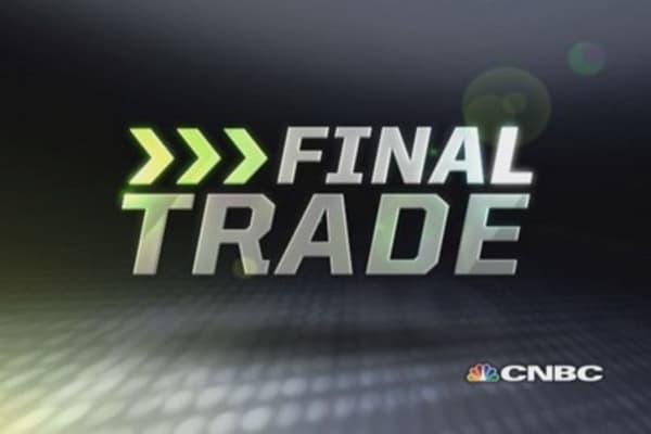 Fast Money Final Trade: EEM, GS, SIVB