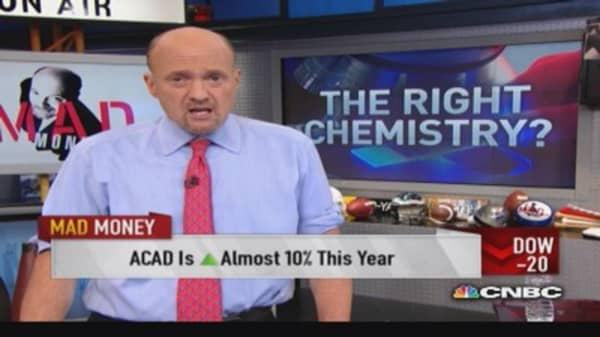 Cramer: ACAD and ISIS have room to run