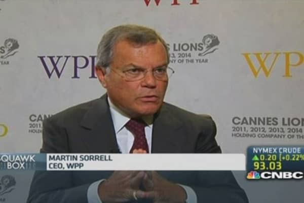 WPP: Scottish independence isn't good news
