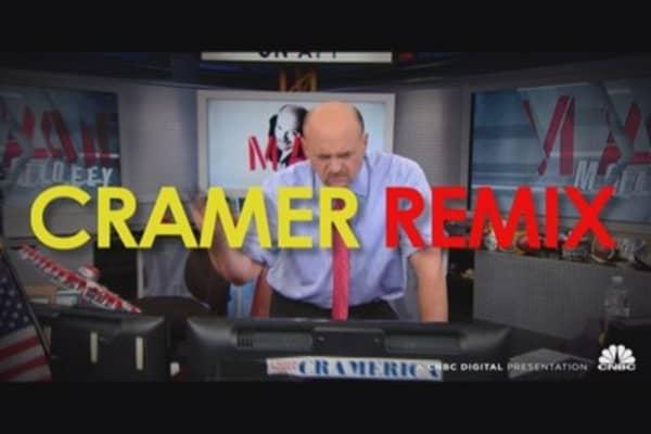 Cramer Calls: BofA goes to $18, buy AIG & more