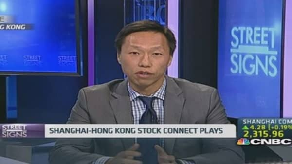 Where to place your bets ahead of Chinese stock link
