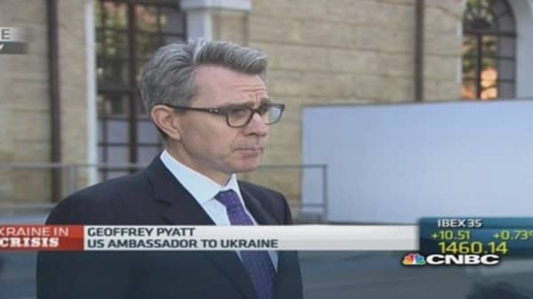 US sanctions to focus on key sectors: US ambassador