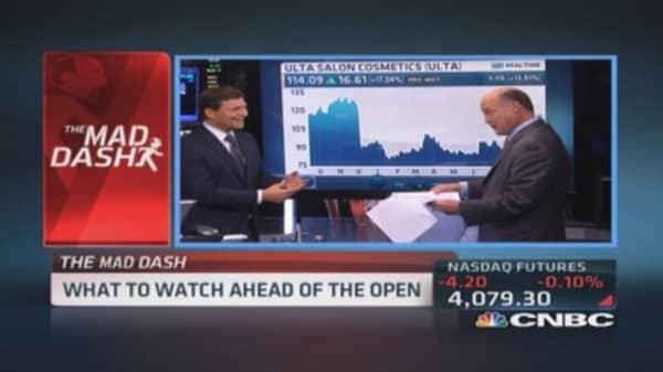 Cramer's Mad Dash: ULTA bigger than ever