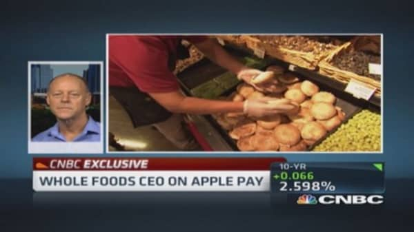 Whole Foods to offer Apple Pay