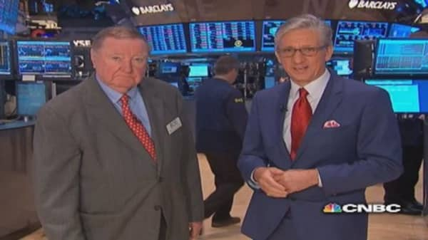 Cashin says: Europe drags Dow down