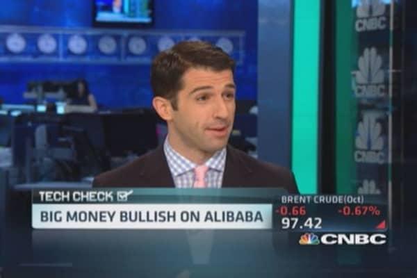 Big money bulls after Alibaba IPO