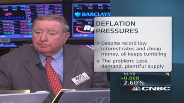 Cashin: Why commodities are weak