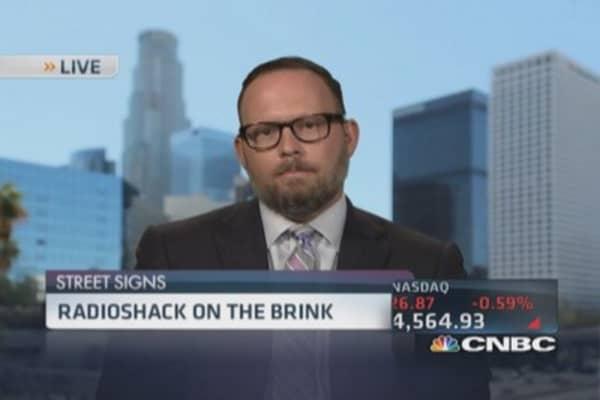 RadioShack: What's working, what's not