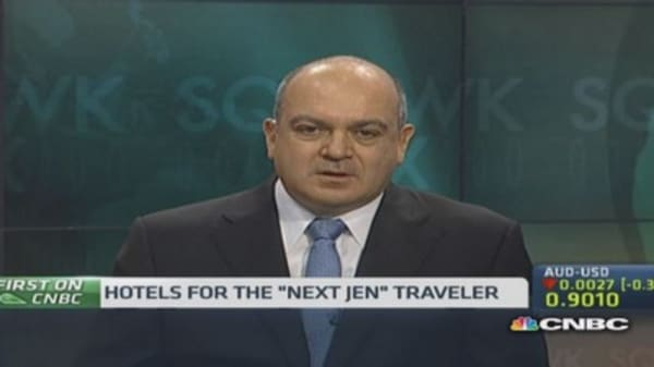 Shangri-La launches new 'Hotel Jen' brand