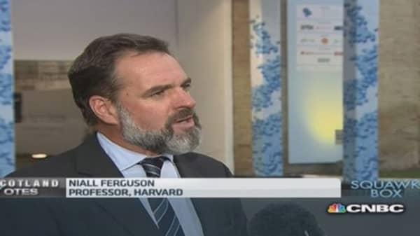 Scotland 'Yes' debate 'economic fiction': Professor