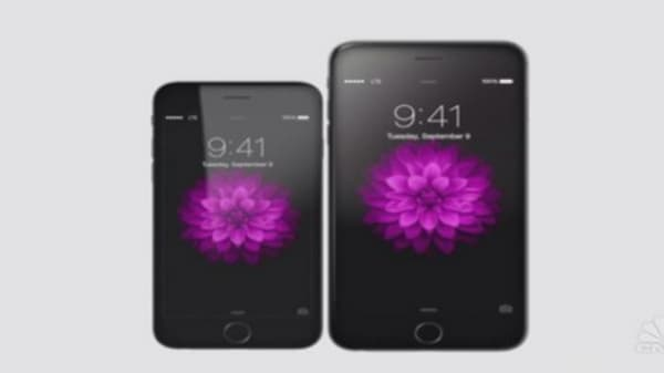 Apple iPhone orders exceed expectations