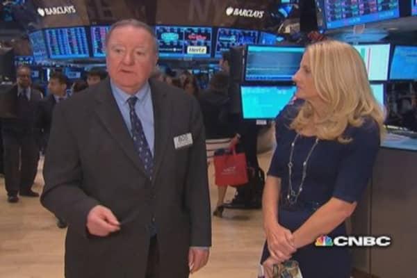 Cashin says investors 'pruning' portfolios ahead of Alibaba IPO